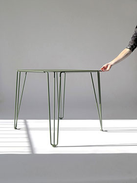 table chair ramblas design silla mobiliairo furniture